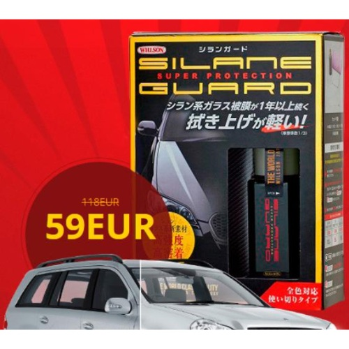 Silane Guard : une arme miracle contre les rayures